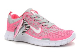 Conveniente Nike Free 6.0 Spiderman Corsa Scarpe Per Donne Rosa in Linea_3349