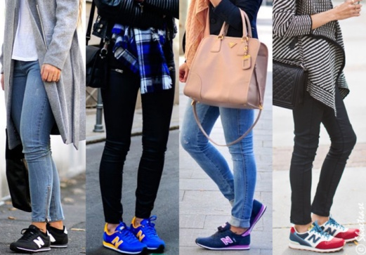 New-Balance-Sneakers-with-SKinny-Jeans